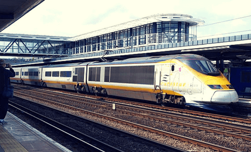 Railway Station Transfer from Ashford Kent